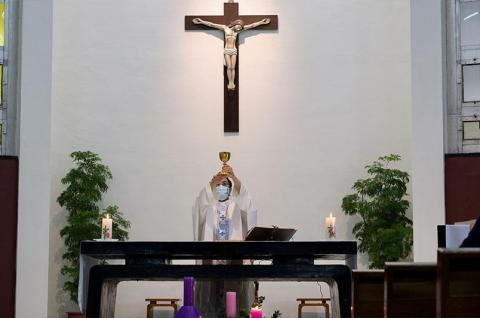 每週聖言(乙年 常年期第十主日 基督聖體聖血節)