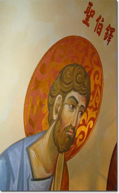 你们寻找那被钉在十字架上的纳匝肋人耶稣,他已经复活了 -辅神礼仪